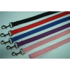 Black Cotton Webb Lead  180cm