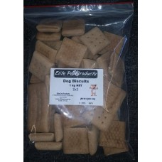 Dog Biscuits 2x2 1kg
