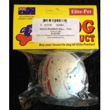 Rubber Solid Ball 65mm