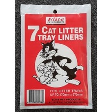 Litter Liner Bags 7'S (Suit Bp22)