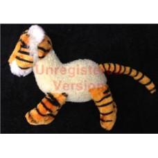 Plush Tiger *Squeaker