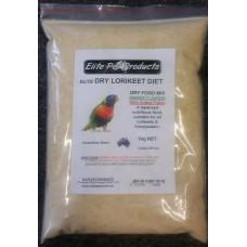 Dry Lorikeet Diet 1Kg