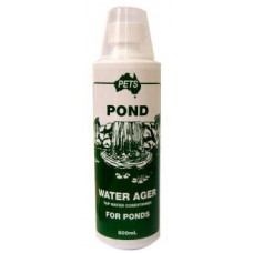 Pets Pond Water Ager 500ml