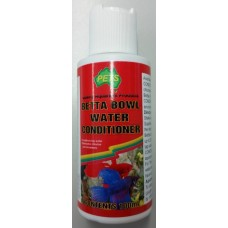 pets Betta Water Conditioner 100ml
