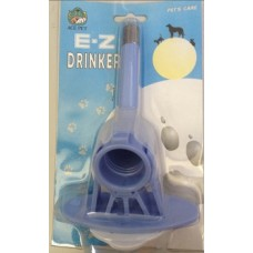 E-Z Drinker-Suits Plastic Drink Bottles