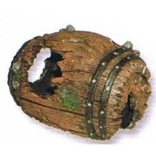 Resin Barrel - Medium 15 x 10cm