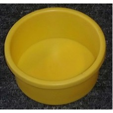 Plastic Small Animal Food/Water Bowl 88mm