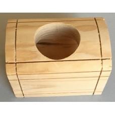 Wooden Play Barrel