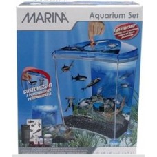 "Marina ""Shark"" Goldfish Kit Blue - 10 Litres"