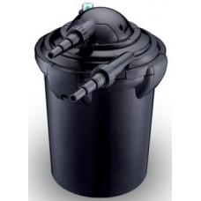 Pond Pressure Filters - With In Built Uv Light & Media,Bio Balls: 13000 Litre Pond Size