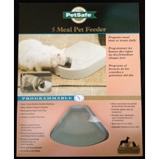 Petsafe 5 Meal Pet Feeder