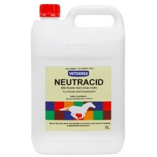 Vetsense Neutracid 5ltr