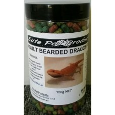 elite Adult Bearded Dragon Food 120g