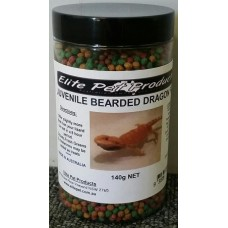 elite Juvenile Bearded Dragon Food 120g