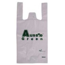 Degradeable Shopping Bag Large 3 x100 Pack (300 Bags)
