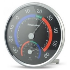 Thermometer/Hygrometer Gauge