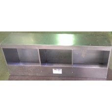 Metal Poultry Layer Box - 3 Hole