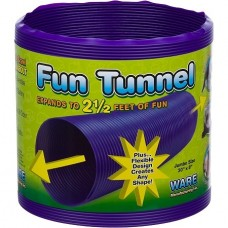 Flexible Fun Tunnel 75cm Long x19cm Diameter