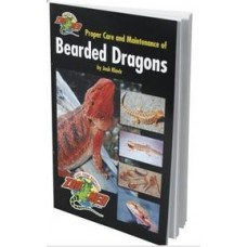 Zoo-Med Bearded Dragon Book